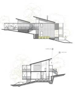 steep slope house plans 18 best images about sloped site precedents on