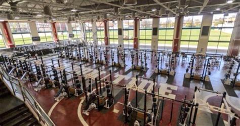 growing room auburn al not all sec weight rooms are created equal