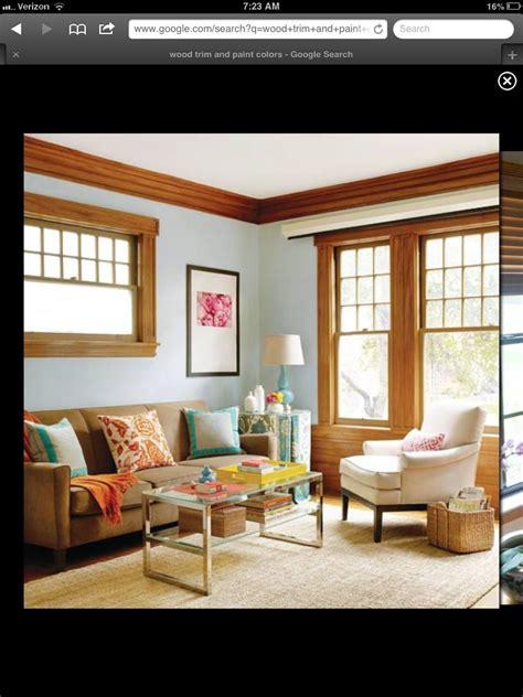 house  similar toned wood trim  im glad