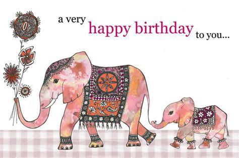 printable birthday cards elephant happy birthday elephants from range of greetings