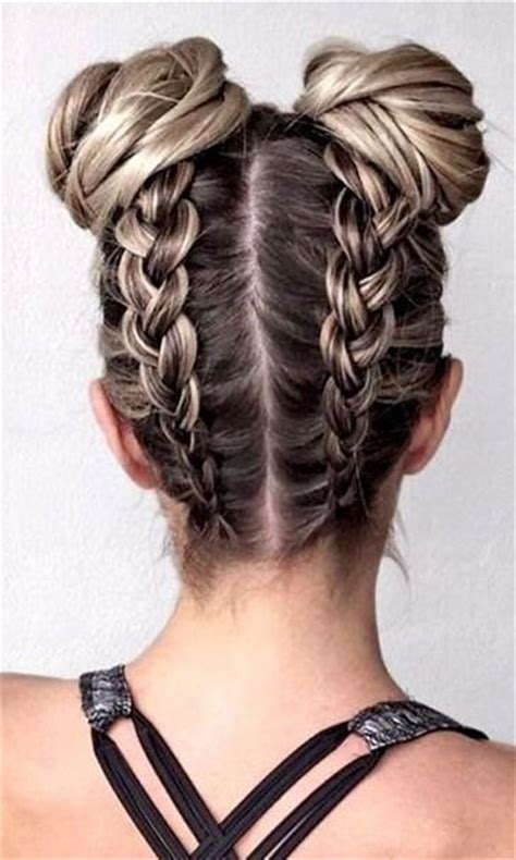 pictures of a dutch haircut dutch braids and buns hair we love pinterest dutch
