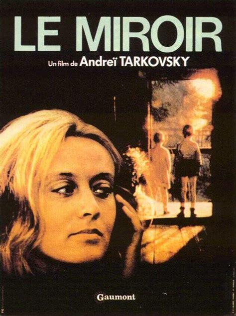 The Mirror by Nostalghia The Graphics Tarkovsky Posters Mirror