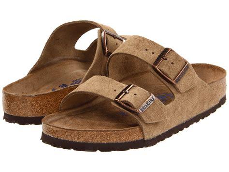 birkenstock unisex arizona soft footbed sandal birkenstock arizona soft footbed suede unisex jasper