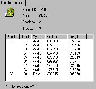 format cd extra cd br 228 nning