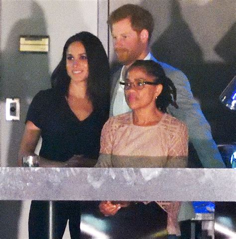 prince harry and meghan markle prince harry charmed girlfriend meghan markle s mother