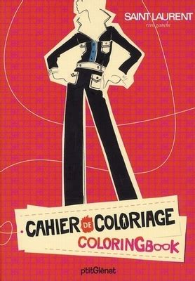 coloring book yves laurent coloring book yves laurent sc from series