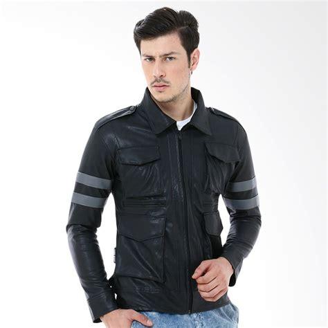 Jaket Pria Gk318 Black jual crows denim z 06 black jaket pria harga kualitas terjamin blibli