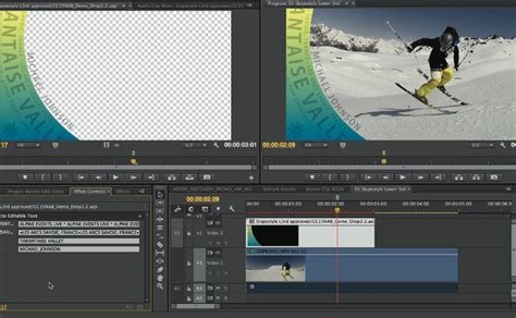 adobe premiere pro templates adobe creative cloud adds speed and ease for