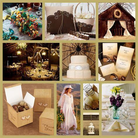 Rustic Themed Wedding   Rustic Wedding Theme Ideas   A2z