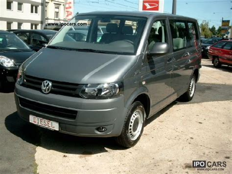 2012 volkswagen t5 kombi 2 0 tdi dpf 8 seater air car
