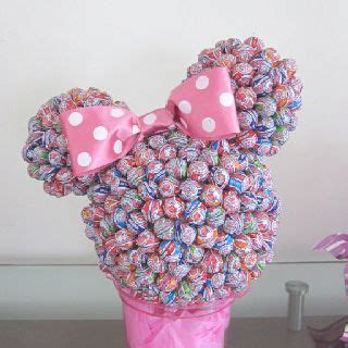Minnie Mouse Lollipop Tree Wonderfuldiy Wonderful Diy Minnie Mouse » Ideas Home Design