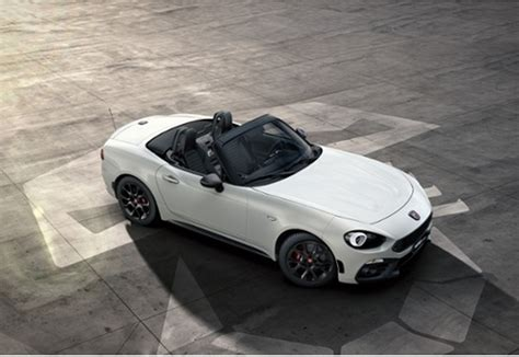 fiat chester abarth 124 spider swansway chester