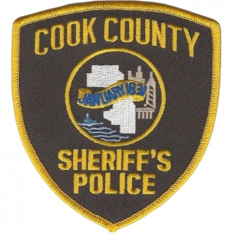 Cook County Sheriff Office patrol officer jason gallero cook county sheriff s