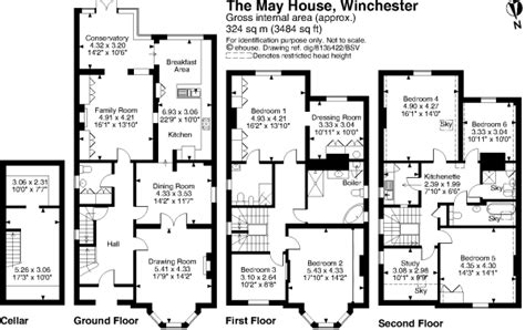 Winchester House Floor Plan | the winchester house floor plan home design and style