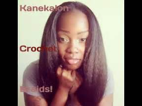 types of kanekalon hair yes these are crochet braids 100 kanekalon playlist
