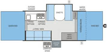 Pop Up Camper Floor Plans 2014 jay series 1206 jayco inc