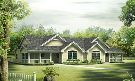Country Style House Plans With Wrap Around Porches Ranch Style House Plans With Wrap Around Porch Floor Plans Ranch Style House One Level Country