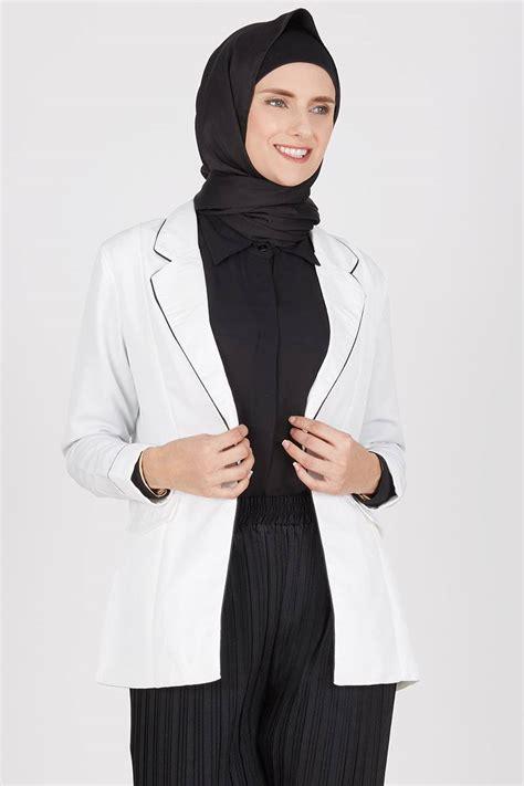 Baju Jas Atasan Wanita berbagai pilihan baju muslim terbaru model outer paling