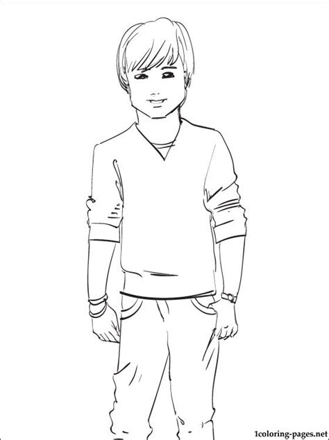 coloring book zip chance 3 greyson chance penciling to color coloring pages