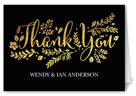Shutterfly Graduation Thank You Cards
