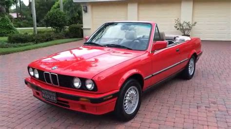 Free Kain Bmw Seri 3 1982 1990 318i Sarung Setir Argento sold 1991 bmw 318i convertible e30 for sale cleanest one all original mint