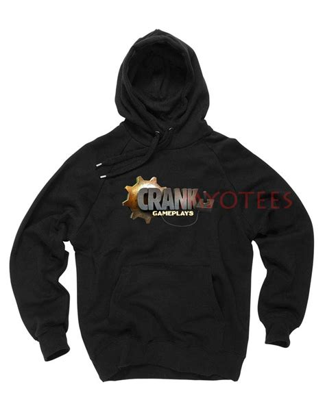 Handmade Hoodies - cheap custom crank gameplays hoodie on sale myotees