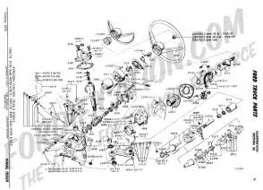 1972 ford f 250 steering column diagram 1972 ford free