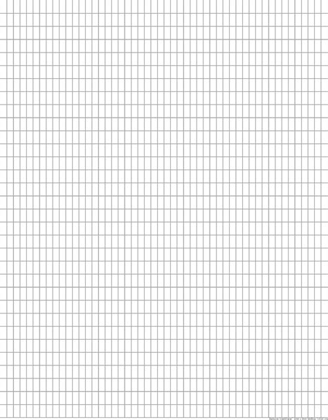 printable graph paper 1 4 inch grid with 4 quadrants