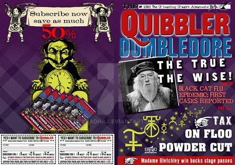 free printable quibbler quibbler cover by jhadha deviantart com on deviantart