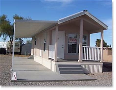 valley of the sun mobile home rv park just of