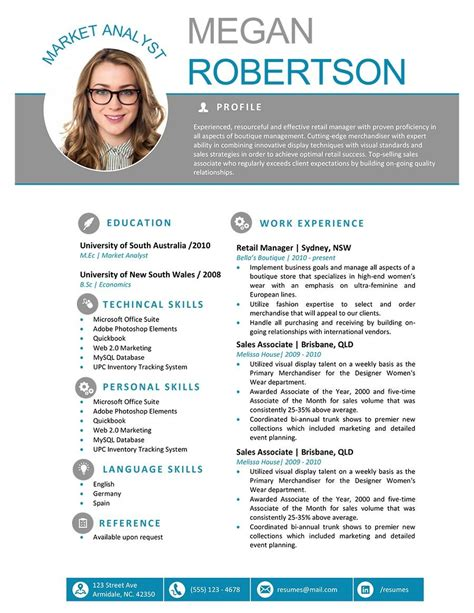 Microsoft Cv Templates 15 free resume templates for microsoft word resume