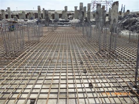 raft foundation mat foundation civil engineering