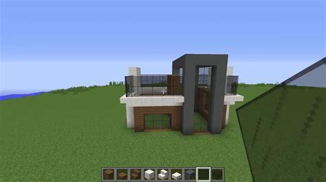 membuat rumah di minecraft cara membuat rumah mini di minecraft youtube