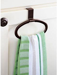 over the cabinet towel bar lowes 1000 images about kitchen towel rack hook on