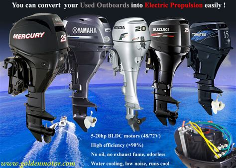 outboard boat motor kit china electric boat conversion kit outboard motor inboard