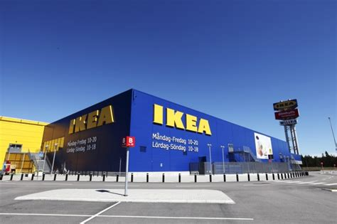 Country Homes Plans by Ikea Hopes To Fit In