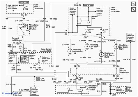 2002 chevy silverado headlight wiring diagram chevrolet in