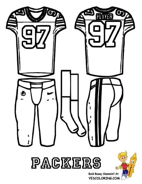 Green Bay Packers Coloring Pages Coloring Home Green Bay Packers Coloring Pages