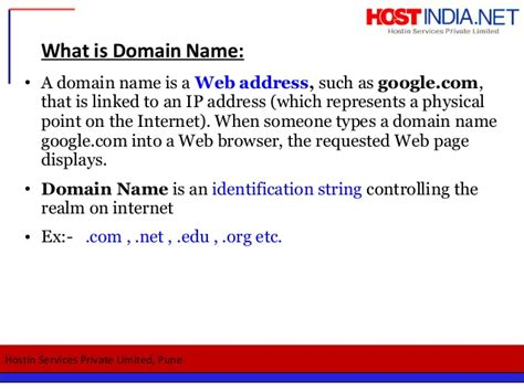 Domain Host WordPress