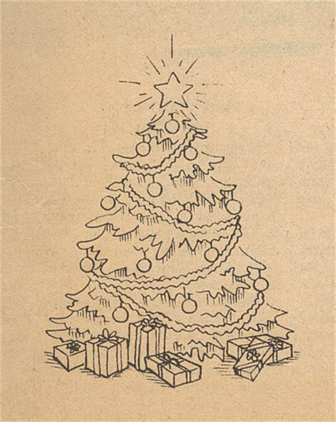 draw realistic christmas trees handmade by o tannenbaum trouble