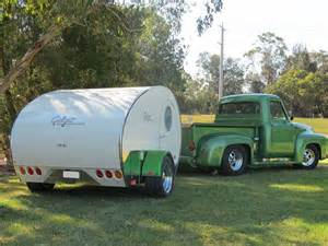 Gidget Retro Teardrop Camper by Gidget One Of A Kind Retro Inspired Teardrop Camper