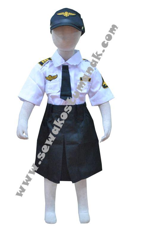 Baju Pilot Garuda Baju Pilot baju kostum pilot sewa kostum anak di jakarta tangerang