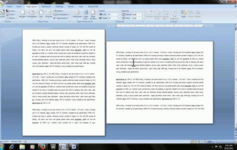 Landscape On Docs Microsoft Word How To Make Portrait Landscape In Same