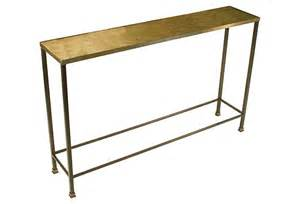 thin console table home