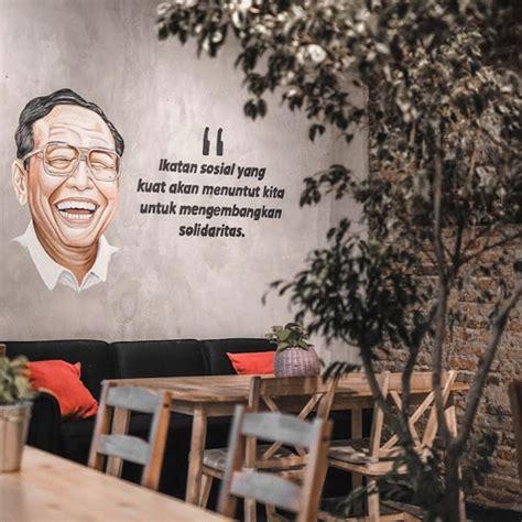 mural cafe   dunia kreatif  mengagumkan