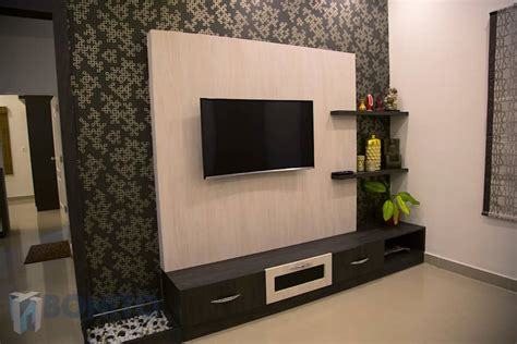 Wallpaper Design For Tv Unit | interior design ideas architecture and renovating photos