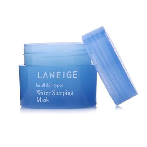 Laneige Sleeping Mask Size water sleeping pack mini the ichigo shop