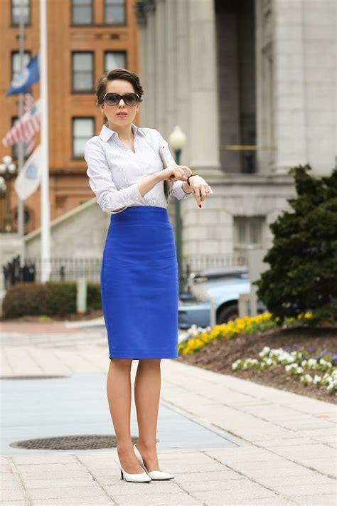 25 best ideas about cobalt blue skirts on
