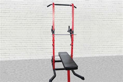build a bench press armortech power tower with bench press armortech