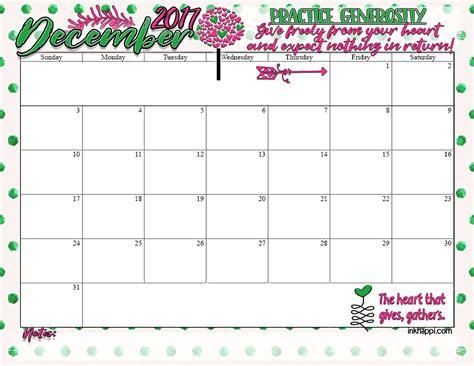 december calendars summer planning calendars and ideas inkhappi
